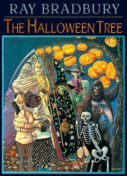 Pipkin Halloween Tree